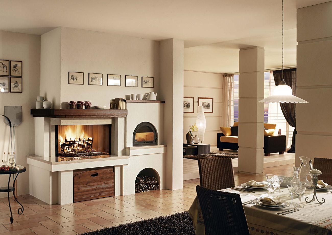 Foto delle cucine in muratura moderne e personalizzabili living corriere nel 2019 home decor - Cucine e living ...
