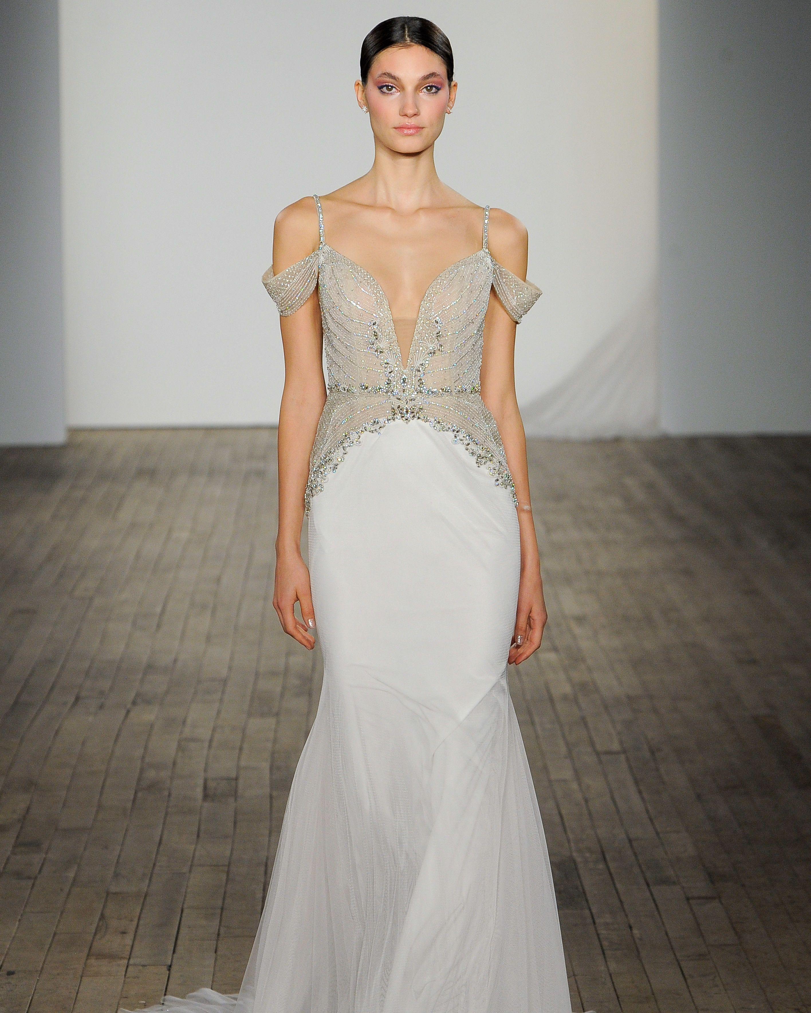 Mod wedding dress  Hayley Paige Fall  Wedding Dress Collection  Bridal Fashion