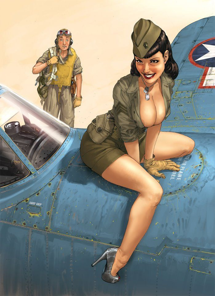 pin up aviation