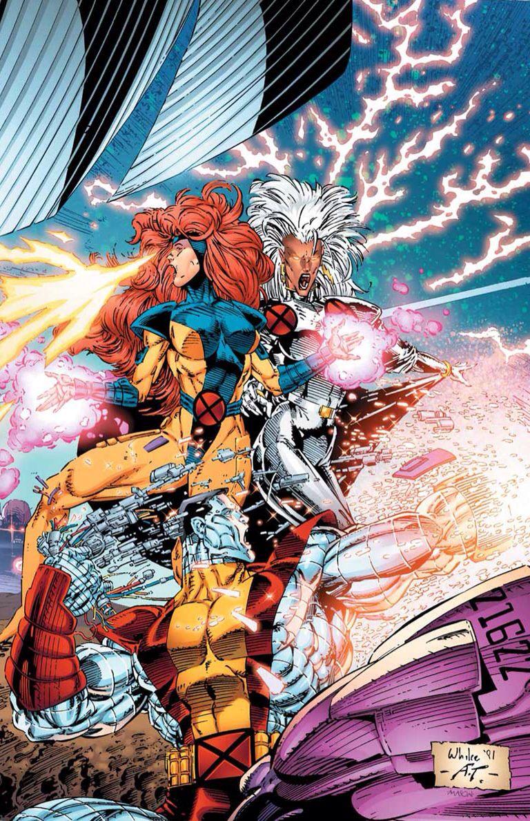 Uncanny Xmen Gold Team Xmen Art Marvel Comics Art Comics