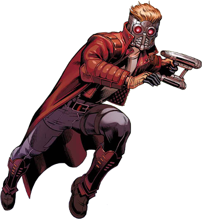 Star Lord Star Lord Guardians Of The Galaxy Superhero Art