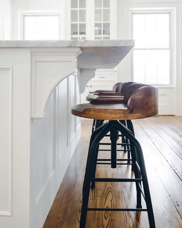 12 Best Modern Farmhouse Bar Stools
