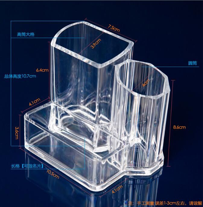 Find More Storage Boxes U0026 Bins Information About Acrylic Cosmetic Organizer Lipstick  Holder Display Stand Clear