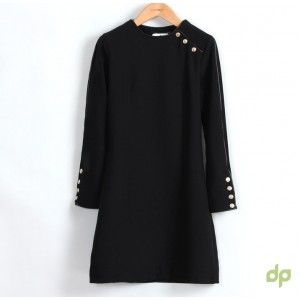 Zing Thing: Dropped Pin | Sheath Dress