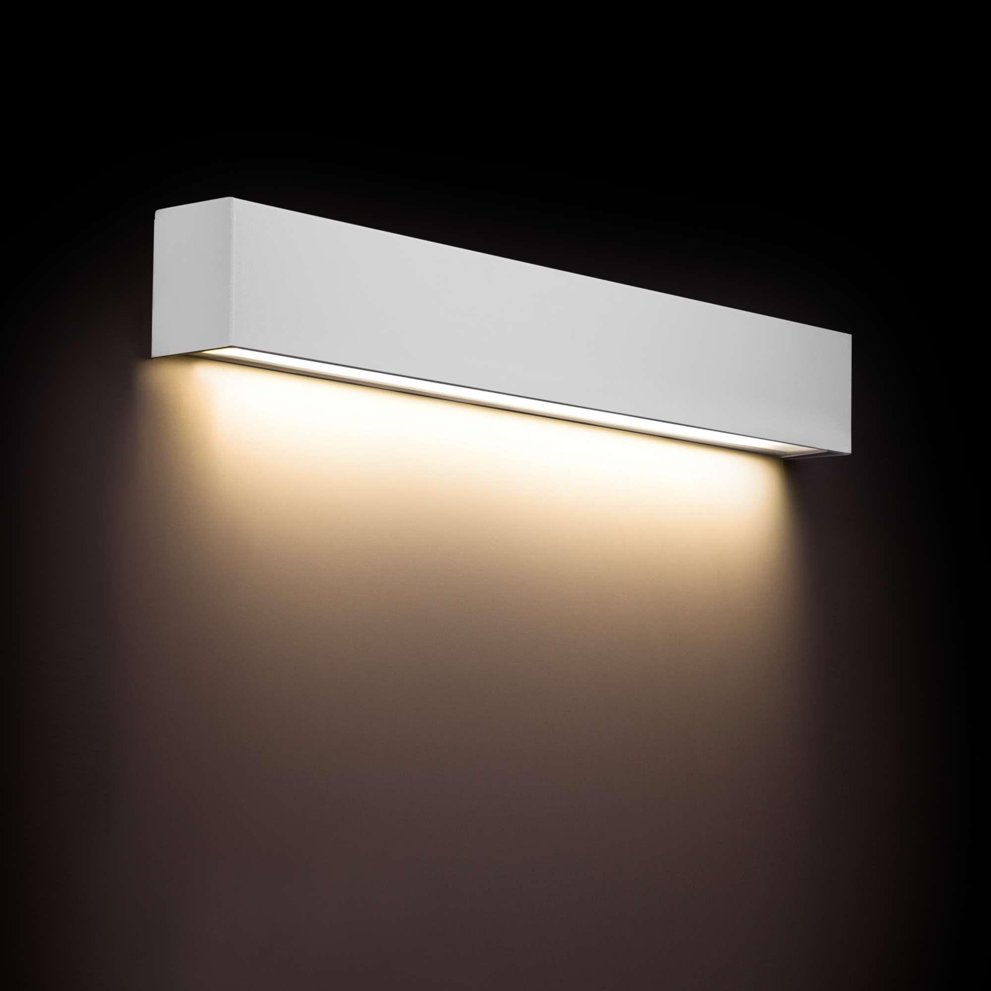 Kinkiet Lampa Scienna Straight Wall S 6355 Nowodvorski Metalowa Oprawa Listwa Prostokatna Srebrny Wall Lights Light Wall
