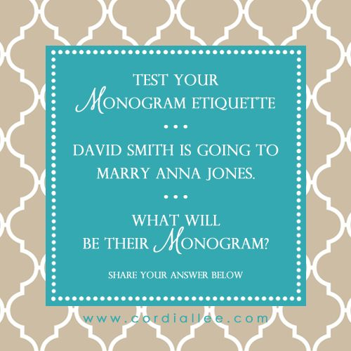 Great Southern Quotes: {Monogram Quotes & Sayings