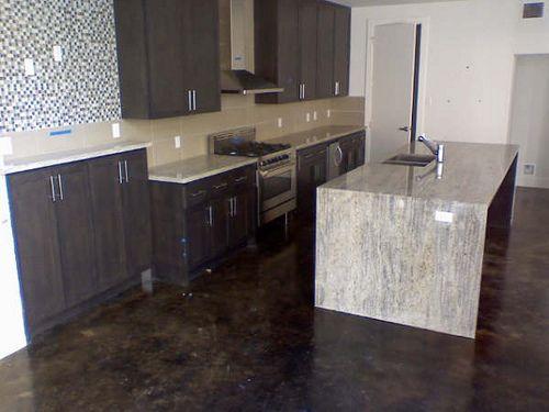 modern granite counter top - Google Search