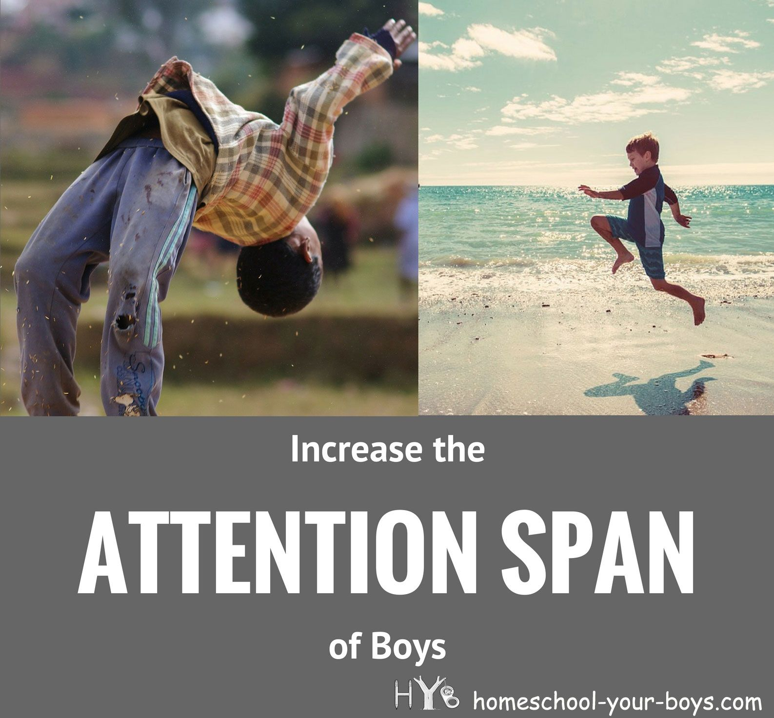 How To Increase The Attention Span Of Boys