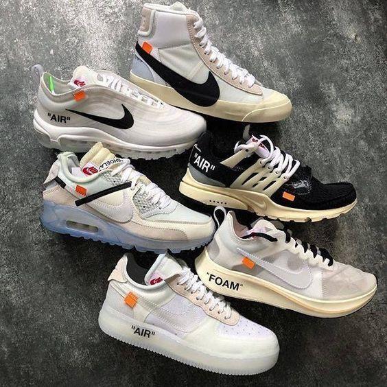 Off White™ x Nike Air Presto Black Store List | HYPEBEAST