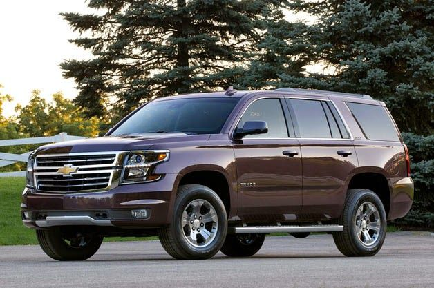Chevrolet Releases 2015 Tahoe Suburban Z71 Edition Chevy