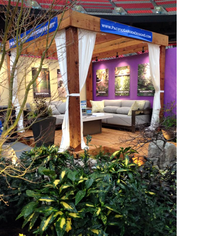 Pacific Garden Design Out Of Surrey British Columbia