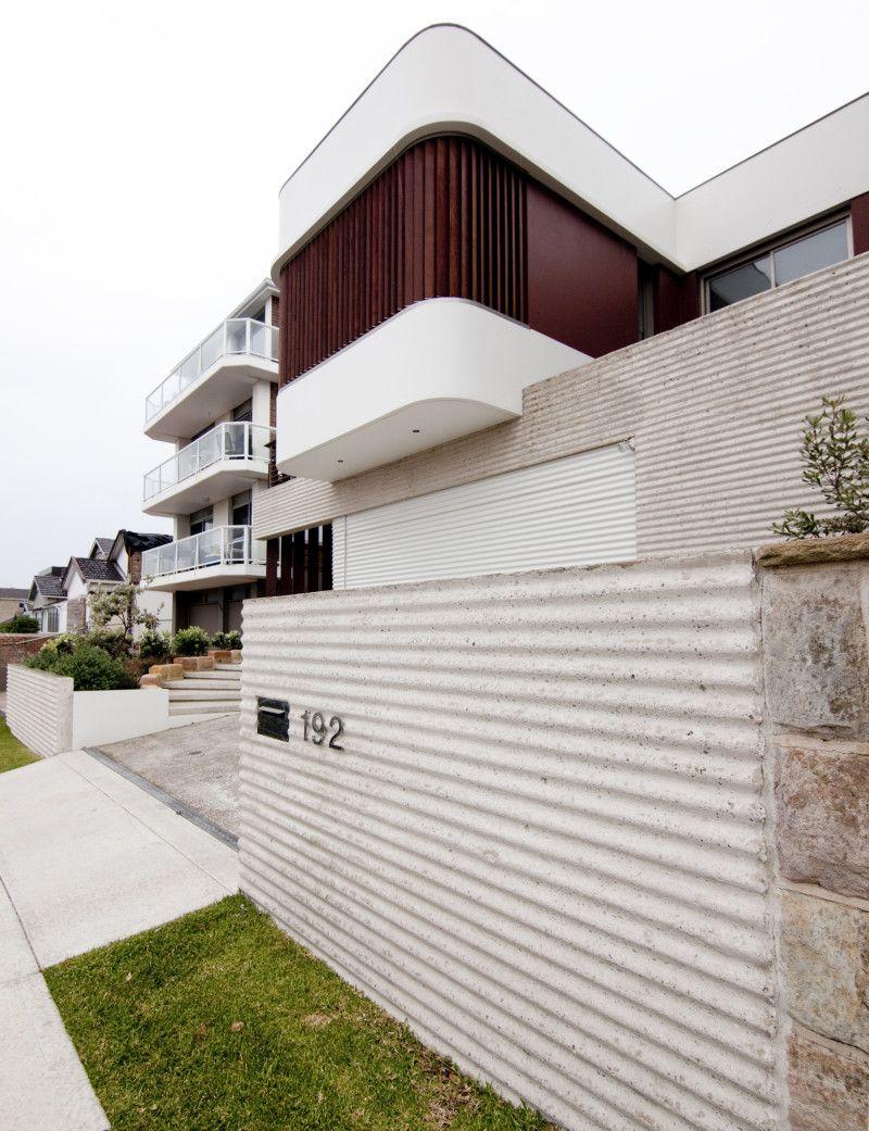 The Best Of Concrete Grey Matter Luigi Rosselli Architects Modern House Facades Concrete Formwork Exterior Brick