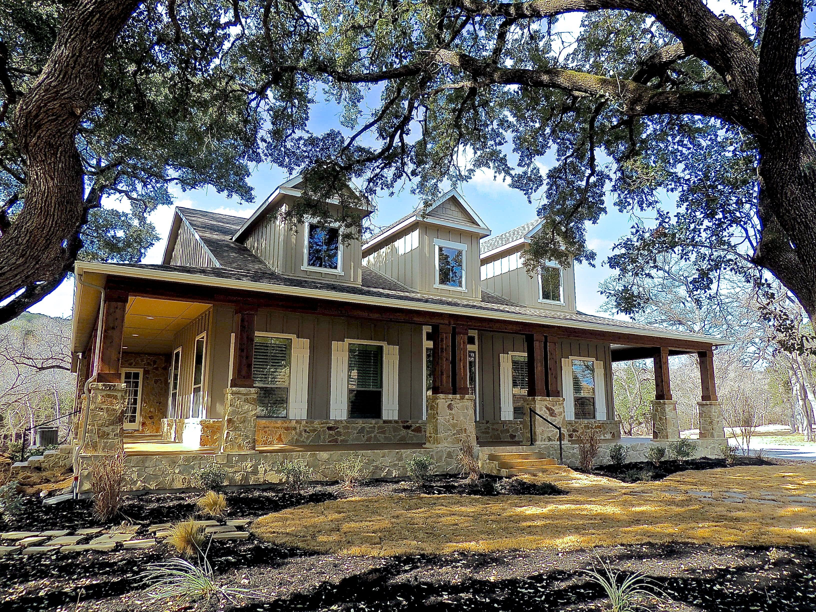 Texas country homes on pinterest hill country homes Country home builders in texas