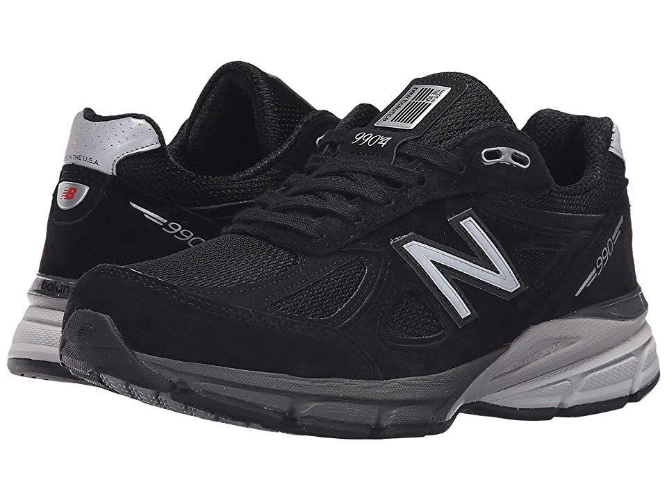 Women's Running Shoes Black/Silver
