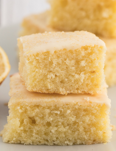 Saftiger veganer Zitronenkuchen von kuchen15 | Chefkoch