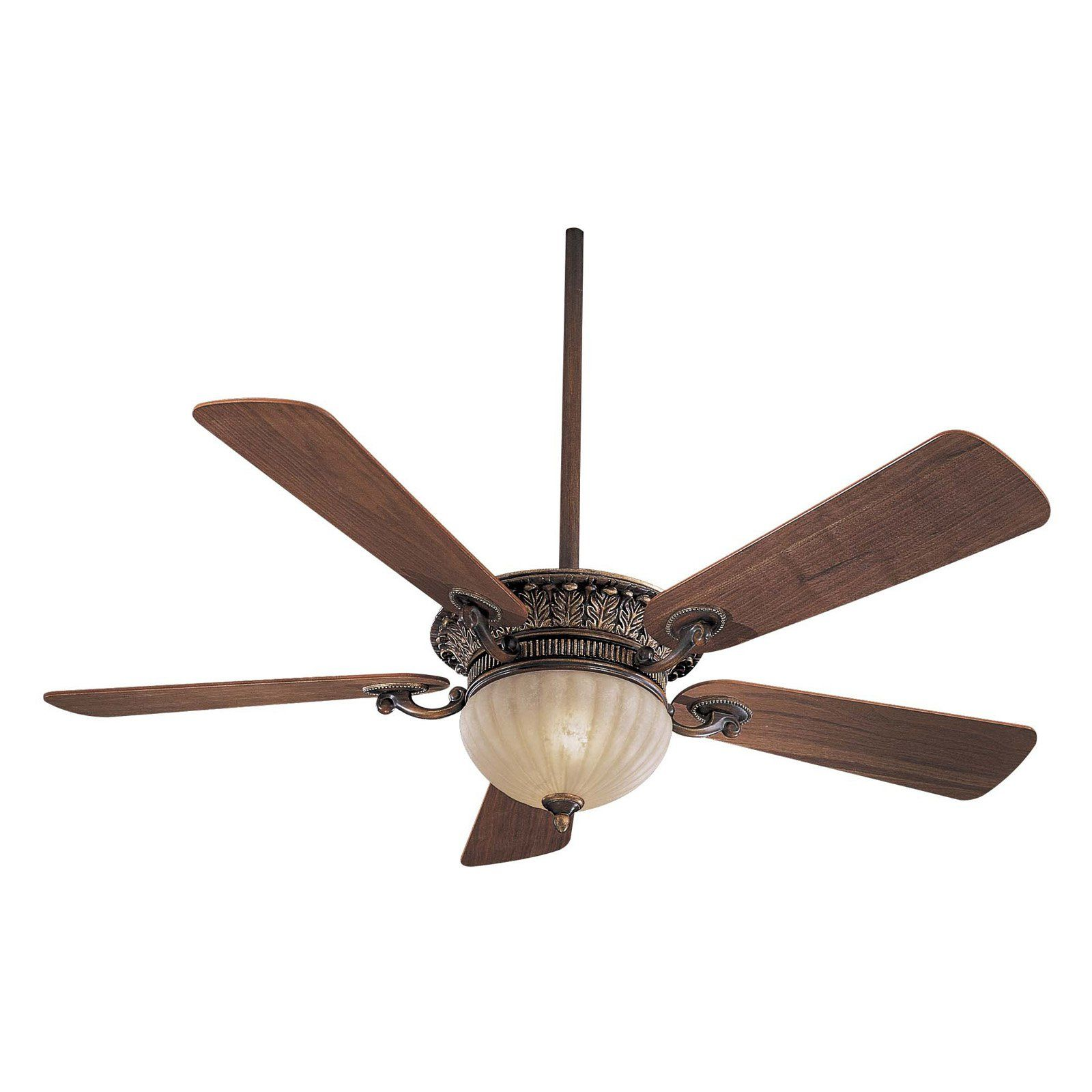 Minka Aire F702BCW Volterra 52 in. Indoor Ceiling Fan