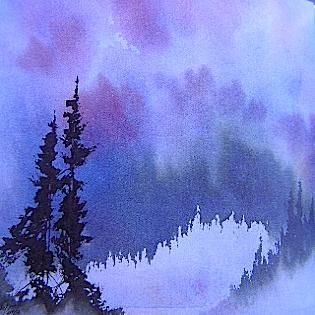 Here are some very helpful secrets to improve your for Watercolor scenes beginners