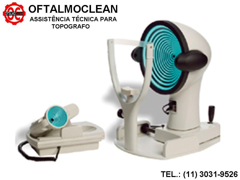A Oftalmoclean Realiza A Assistencia Tecnica Para Topografo De Cornea Da Fabricante Eyesys Conserto Manutencao Revisa Assistencia Tecnica Calibracao Realiza