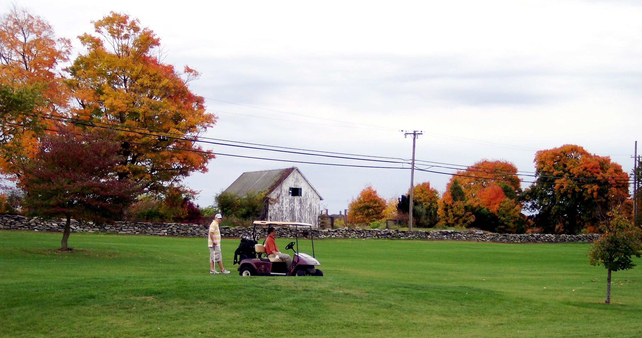 River Bend Country Club West Bridgewater, Ma - Golf Courses