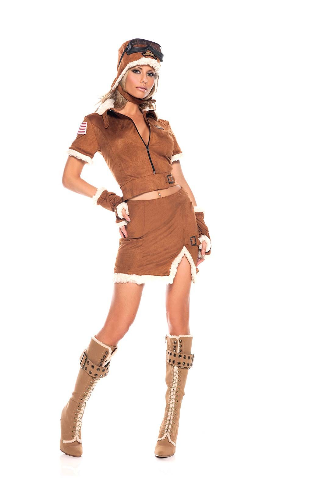 Adult sexy costumes, naughty outfits