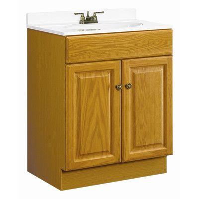 Design House Claremont 25 Single Bathroom Vanity