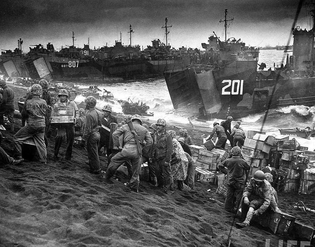 Iwo Jima Ww2