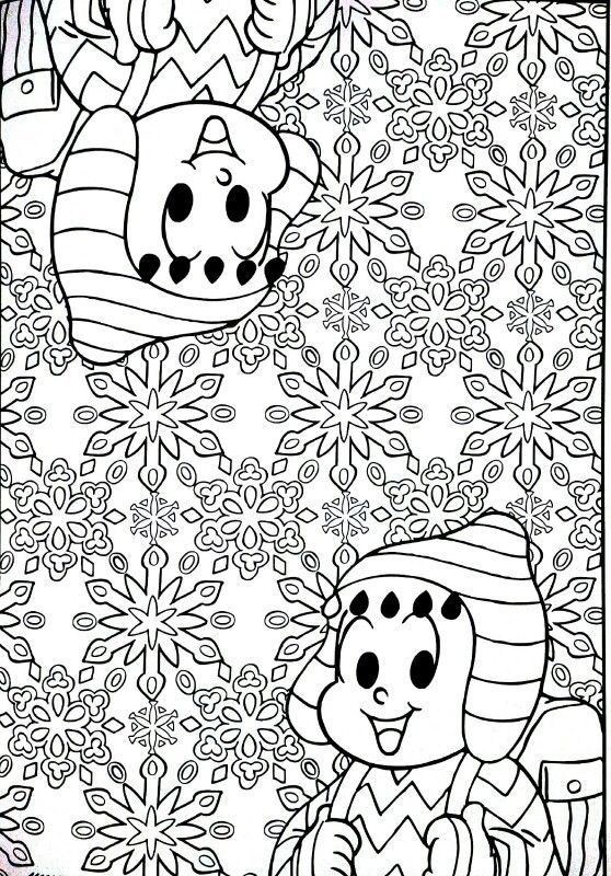 Turma Da Monica Desenhos Para Colorir Adultos Desenhos Para