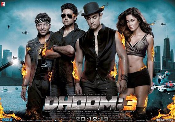 Dhoom 3 to have life-like sound with Dolby Atmos | News