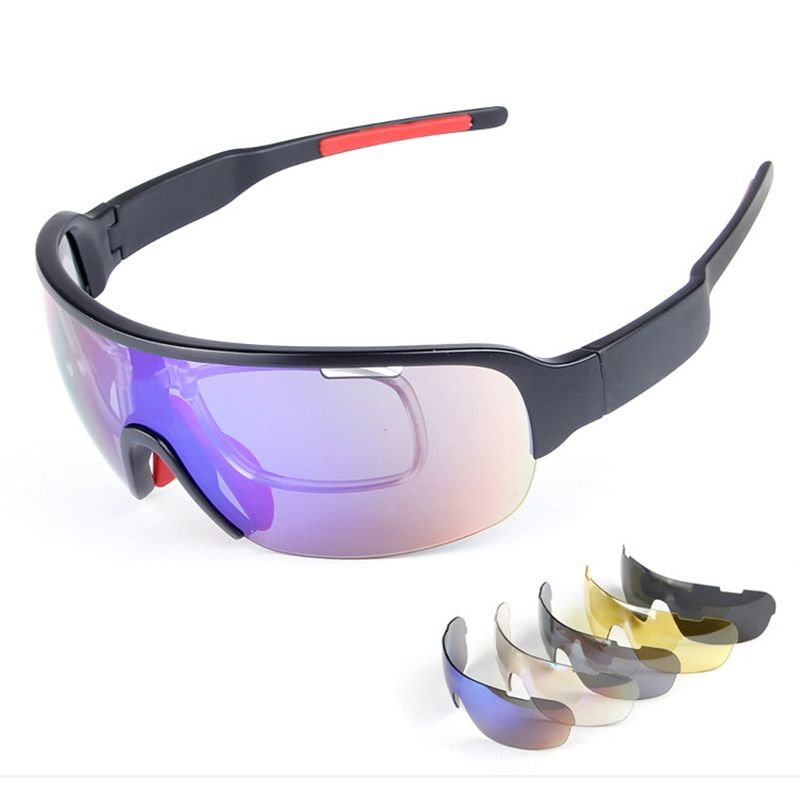 30b265f632 5PC Lens TR90 Mens Area Polarized Bicycle Sun Glasses 30g Sports Goggles  Cycling bike Sunglasses Riding Fishing Eyewear ciclismo Review