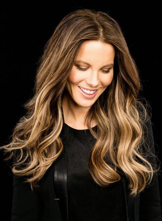 ️ Pinterest Deborahpraha ️ Kate Beckinsale Beautiful Hair