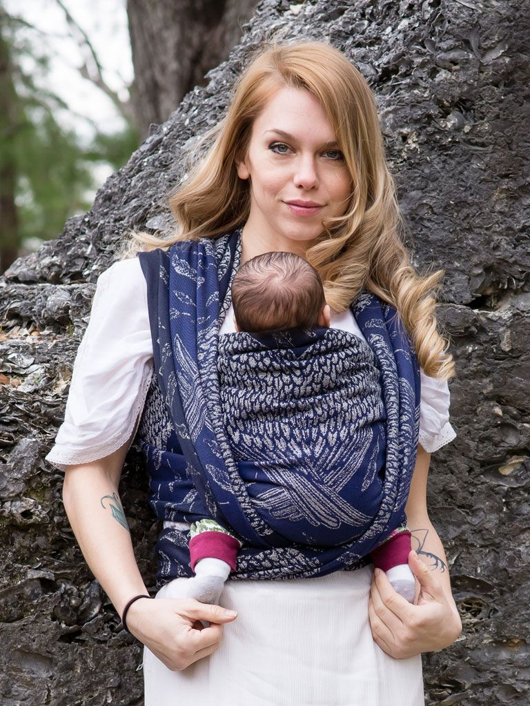 ad1d097b862 A charity wrap for the British Red Cross this baby sling is lovely to use  with