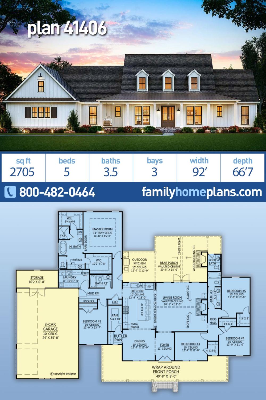 42+ Farm style house plans ideas