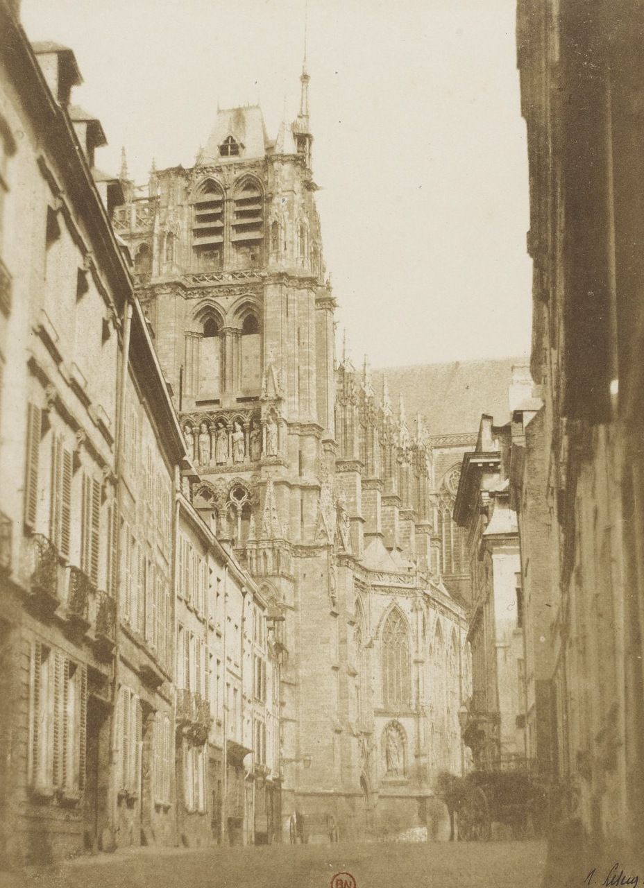 Amiens, cathedral