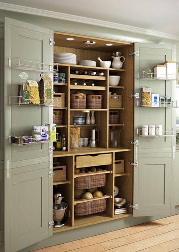 65 Ingenious Kitchen Organization Tips And Storage Ideas Ideas