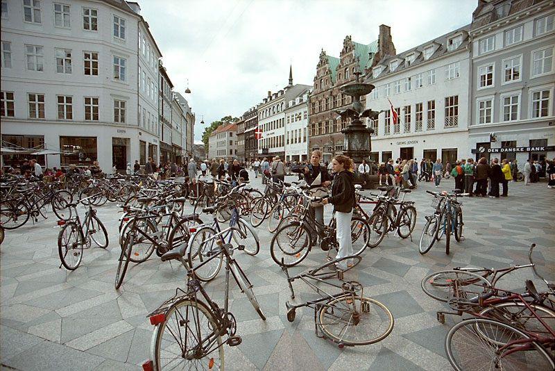 #DestinosEuropeosParaCiclistas - La más amiga de las bicis en todo el mundo: Copenhague - Dinamarca.