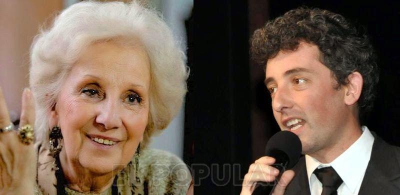 Soy Bibliotecario: Estela de Carlotto encontró a su nieto, Guido, tra... EL AMOR TODO LO PUEDE !!!