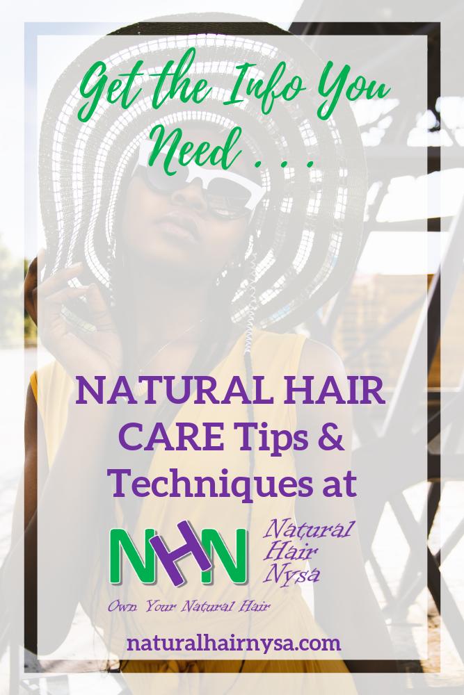 Blog - Natural Hair Nysa