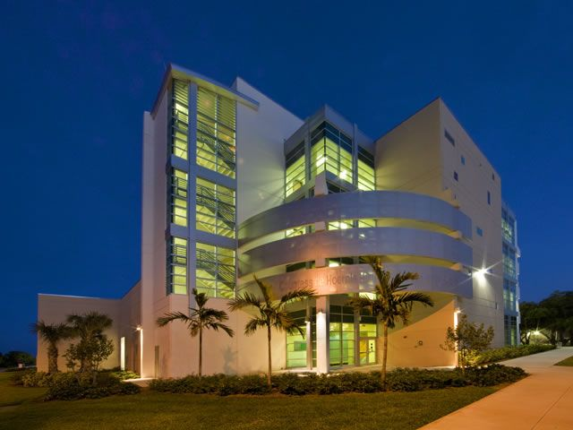 Palm Beach Community College Humanities Technology Boca Raton Florida