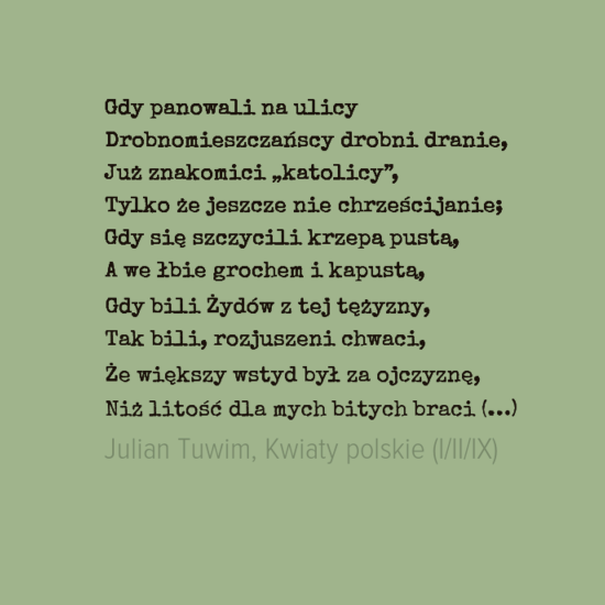 Julian Tuwim Poetry Quotes Poems Quotes