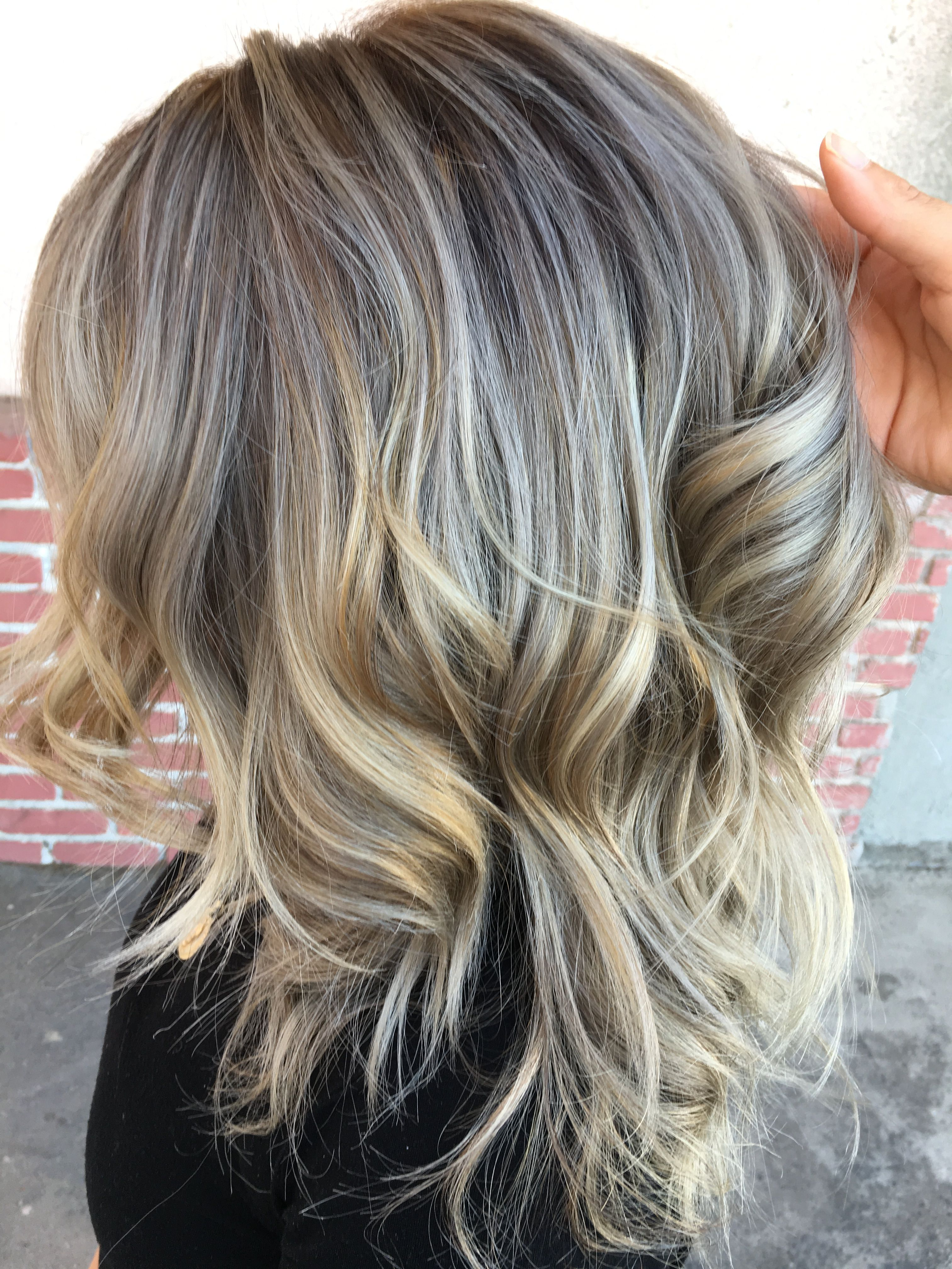 Pin by Mayliz_HairMad on Ombré hair, balayage, sombre hair ...