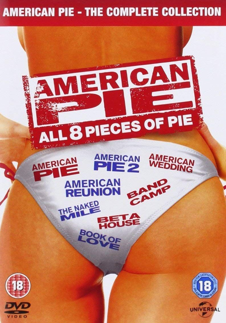 Butts By Tony Costa In 2020 American Pie American Dvd