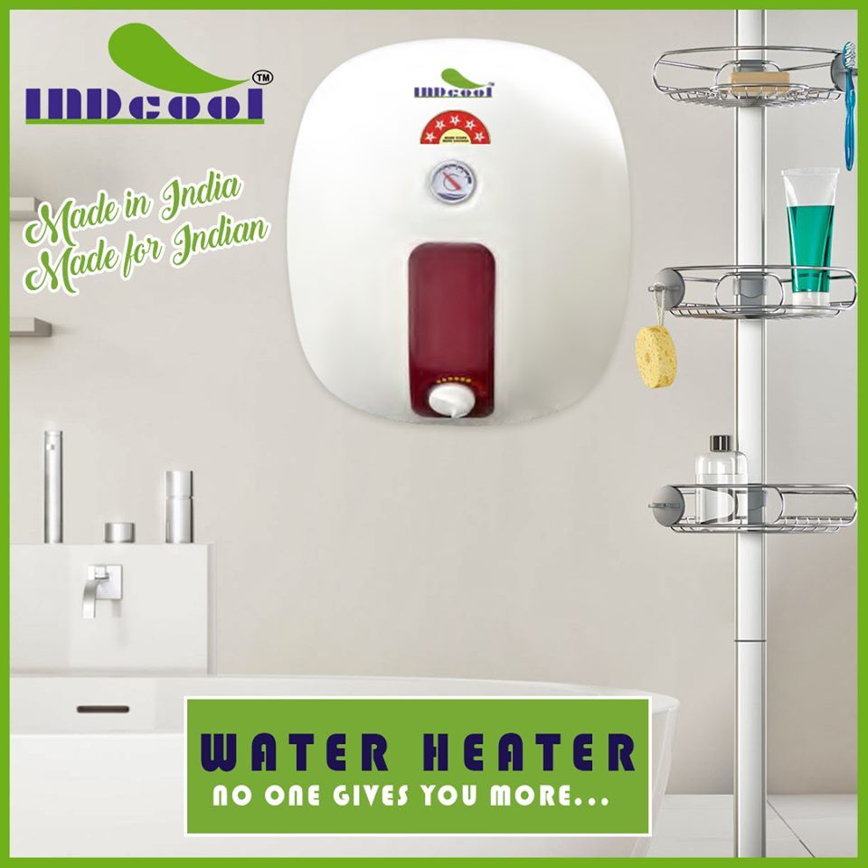 Buy Designer Water Heater | Appliances Indcool Hot water replenishes Fluids and improves the digestion and even makes us more Relaxed... What else can we ask for?? Buy these water heaters now of best quality from Appliances Indcool and improvise you health life Made in India Made in Indians For trade enquiry or For Further Information (Variant, Color, Durability and other) Call Toll-free No. 1800119515