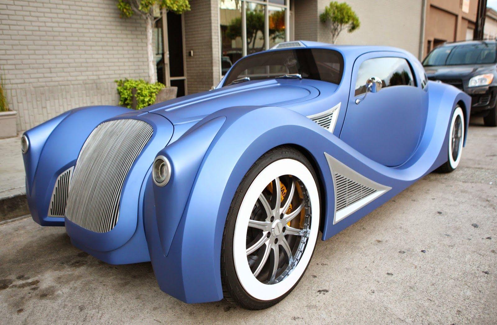 Will.i.am Custom Car Will.i.am Custom Made Car price $900,000 ...