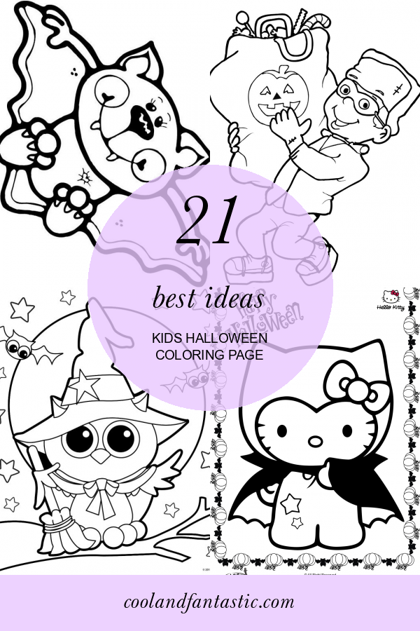 21 Best Ideas Kids Halloween Coloring Page Halloween Coloring Pages Halloween Coloring Halloween Kids