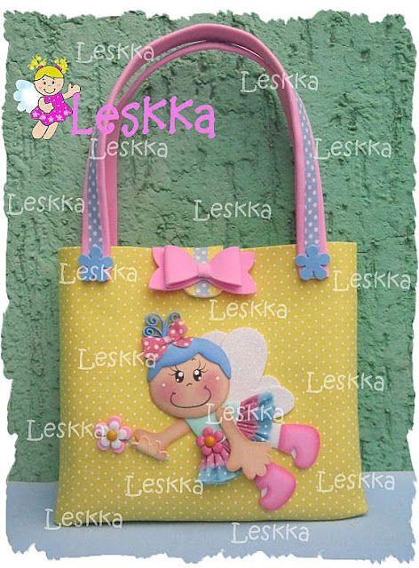 616ea8d3c Carteras Para Niñas · Leskka Souvenirs De Goma Eva, Sorpresas Para Niños,  Objetos Personalizados, Niños En Foami