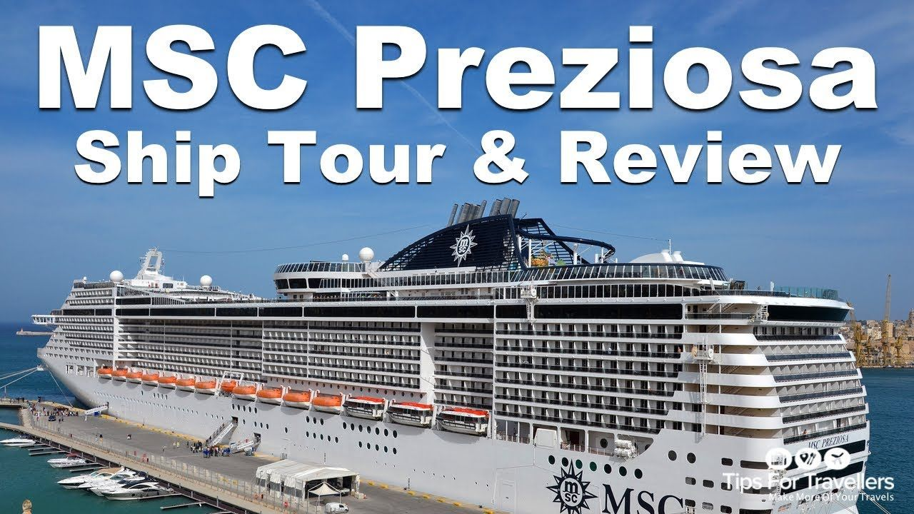 Image result for MSC PREZIOSA