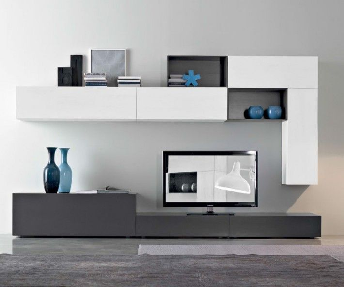 fgf mobili wohnwand c26b furnitures design tv. Black Bedroom Furniture Sets. Home Design Ideas