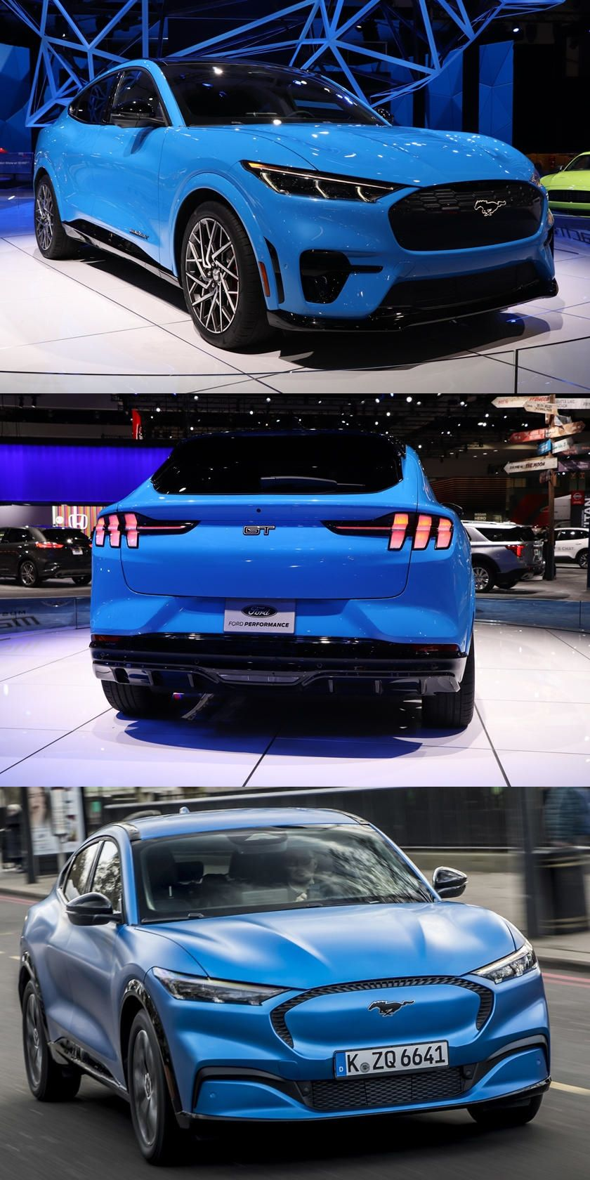 Here S When Ford Mustang Mach E Orders Will Begin In 2020 Ford Mustang Ford Mustang Shelby Gt500 Mustang