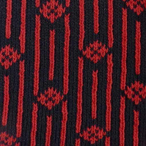 Fair Isle Stitch pattern | Brother Rabbit Fair Isle knitting ...