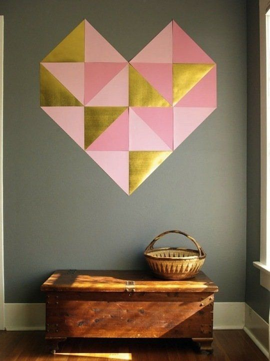20 Projects for a DIY Valentine's Day